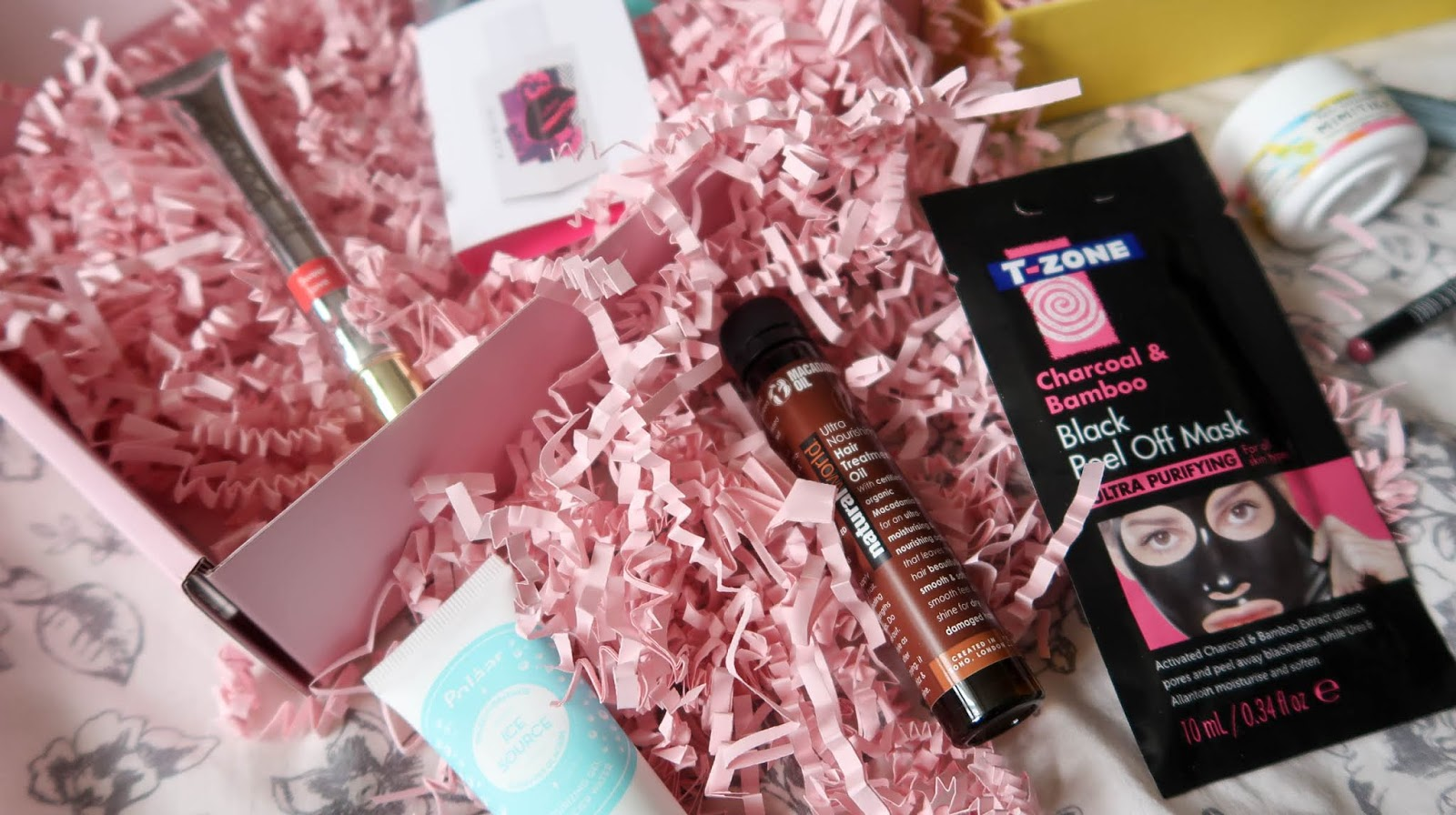Danielle Levy, Roccabox, Birchbox, Battle of the beauty boxes, beauty blogger, Liverpool blogger, Wirral blogger,