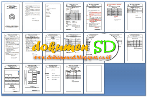 Download Contoh Program Kerja Try Out Tingkat Sekolah Dasar (SD) Format Word