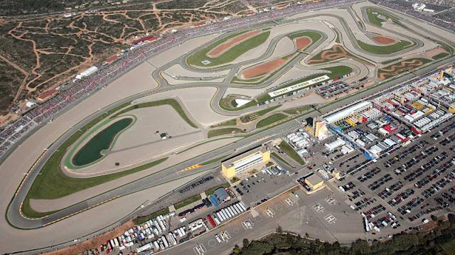 berita motogp Sekilas tentang Sirkuit Valencia dan para pemegang rekor