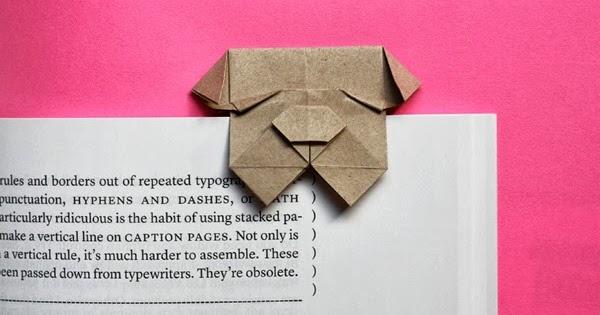 Origami bulldog by Quentin Trollip - YouTube | 315x600