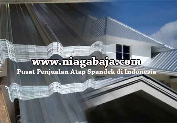 Jual Atap Spandek di Makasar Jakarta Timur Indonesia