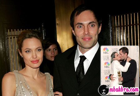Angelina Jolie dan James Haven
