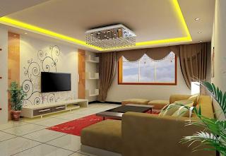 Interior Desain Rumah Mungil