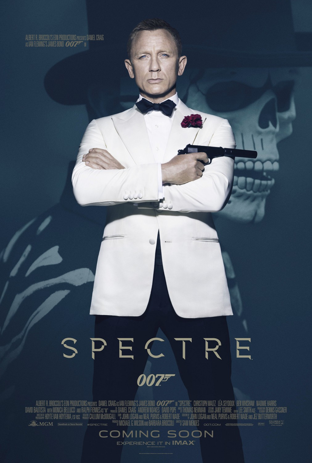 Film Thoughts Series Report Card James Bond 007 2015