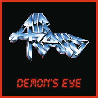 "Το single των Air Raid ""Demon's Eye"""
