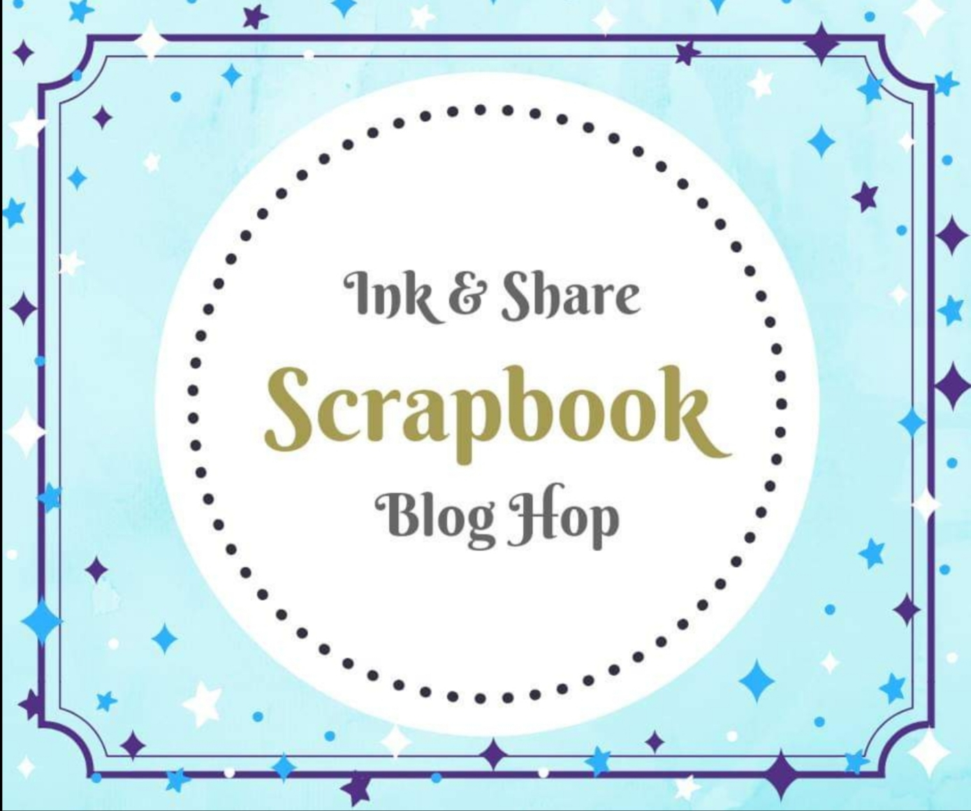 Ink & Share Scrapbook