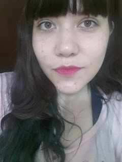 Resenha - Etude House Fresh Cherry Tint (Pk002 Hot Pink)