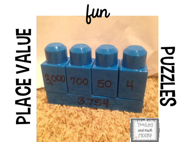 using blocks to teach math - hands on , building blocks, place value