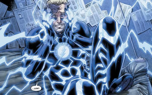 Asal-Usul dan Kekuatan Future Flash, Versi Masa Depan Barry Allen dari DC Comics