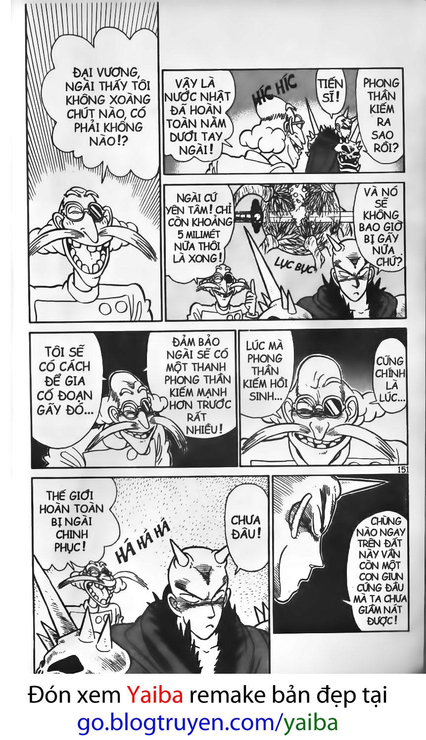 Yaiba chap 88 trang 4