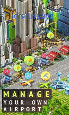 Airport City: Airline Tycoon APK