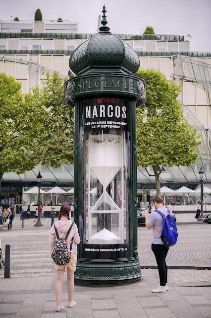 Netflix-Relojes-gigantes-con-Cocaína-temporada-tres-de-Narcos