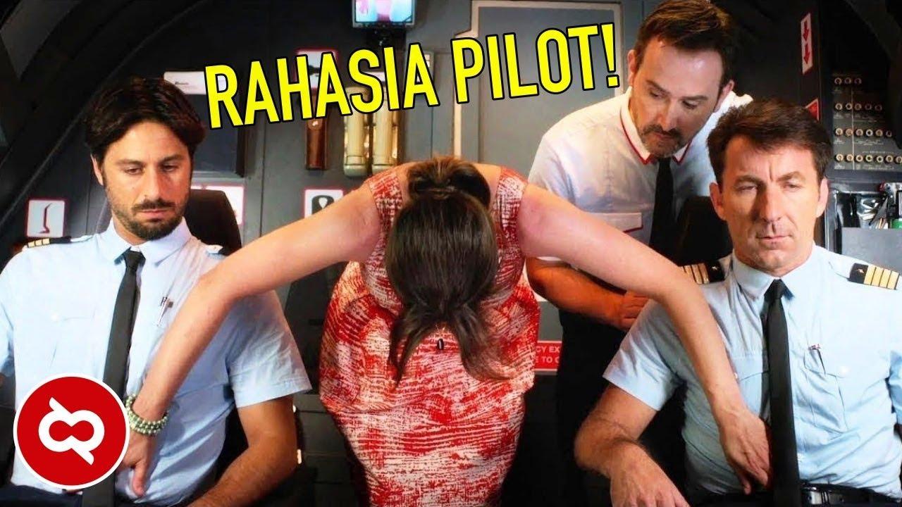 Disembunyikan Dari Penumpang! 10 RAHASIA PENERBANGAN YANG DIBOCORKAN PILOT
