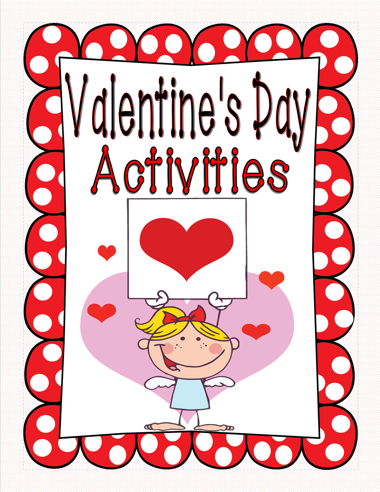 The Best Of Teacher Entrepreneurs Language Arts Amp Math Lessons Valentine S Day