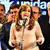 """Comunicado de Cristina Kirchner: """"Pretenden manipular el resultado electoral"""""""