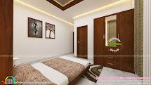 Bedrooms Interior Design Kerala - Home And