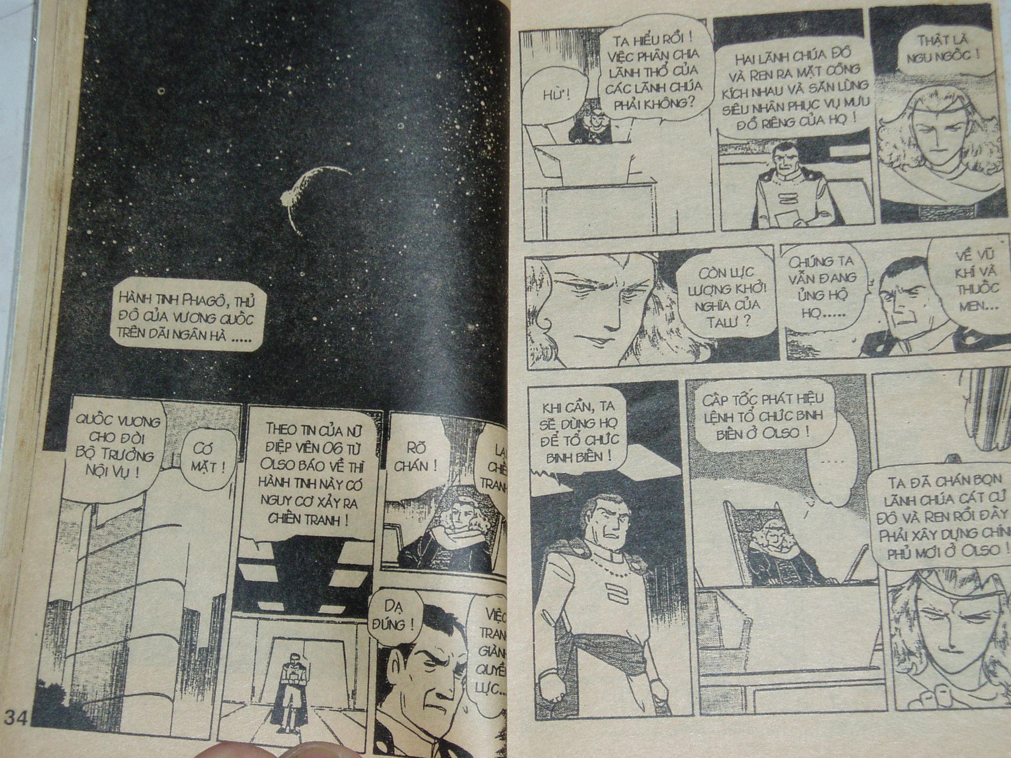 Siêu nhân Locke vol 18 trang 16
