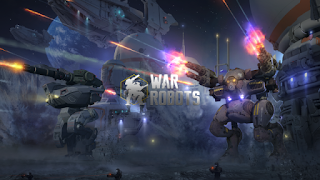 Walking War Robots Apk Data Obb - Free Download Android Game