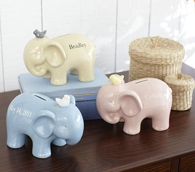 Nautical By Nature Pottery Barn Kids Elephant