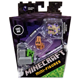 Minecraft Series 4 Creeper Mini Figure