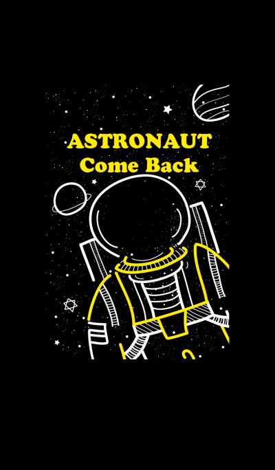 Astronaut Come Back