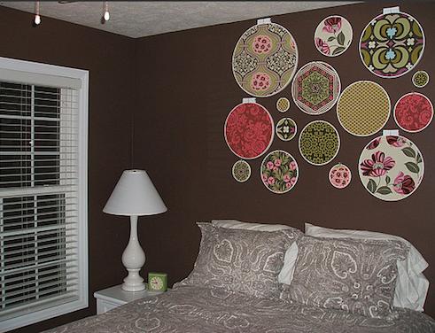 Decorar Las Paredes De Un Dormitorio Ideas Para Decorar Disenar Y - Decorar-pared-habitacion