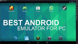 emulator android untuk pc terbaik