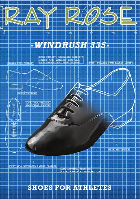 Buty taneczne Ray Rose - technologia