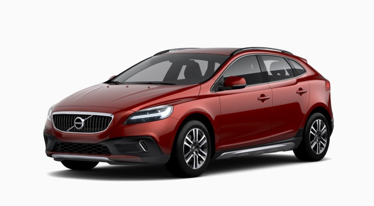 Volvo V40 Cross Country (2019) - Couleurs / Colors