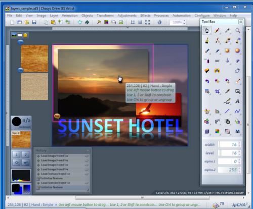 18 Aplikasi / Software Edit Foto PC Terbaru Terbaik Sedunia 2
