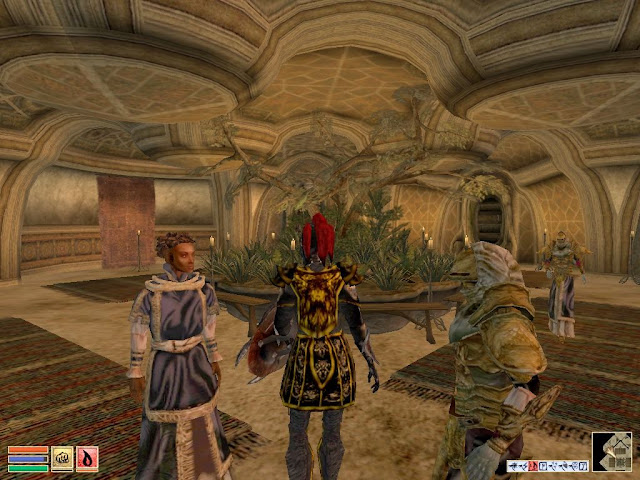 The Elder Scrolls III Morrowind GOTY Free Download Screenshot 1