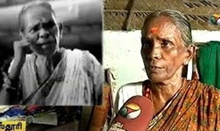 Interview: Same Old Lady in Both ADMK & DMK Advertisement Video