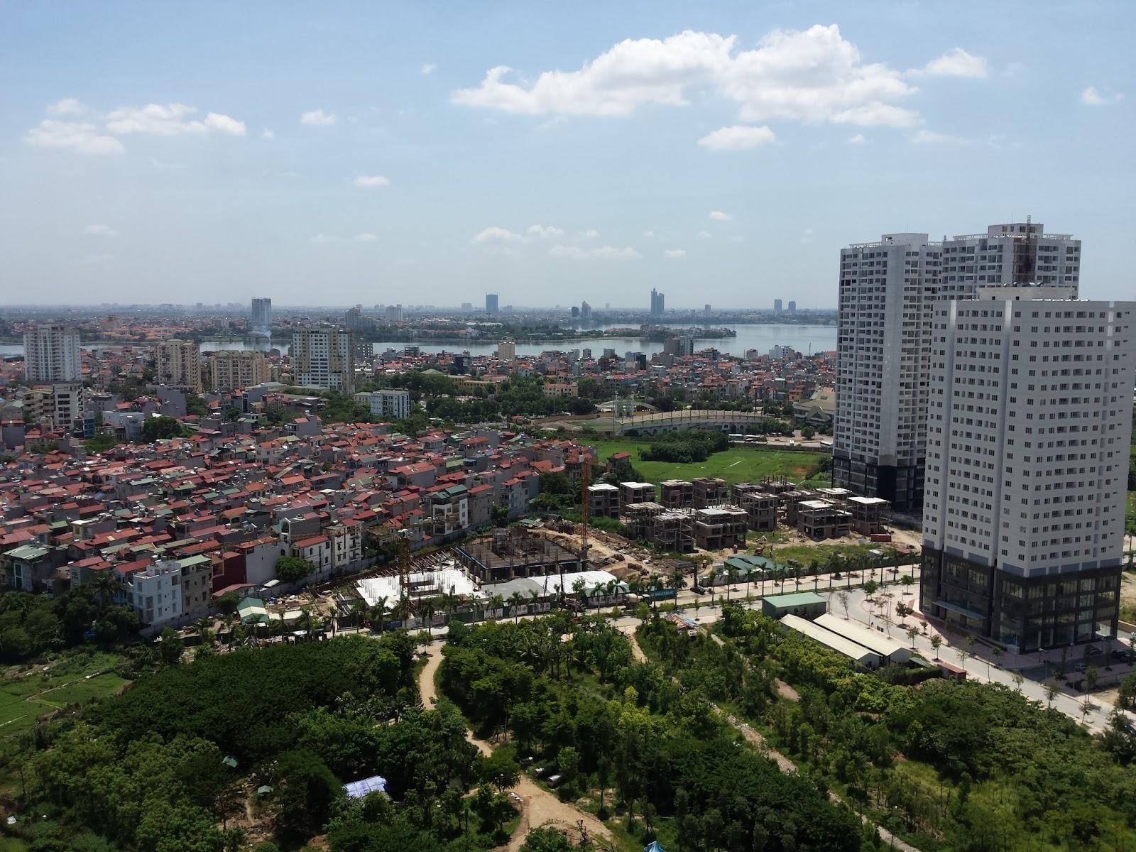 Chung cư Taseco Complex - Tòa nhà có vị trí đắc địa nhất khu Ngoại Giao Đoàn
