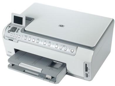 HP Photosmart C5180 Driver Download and Setup