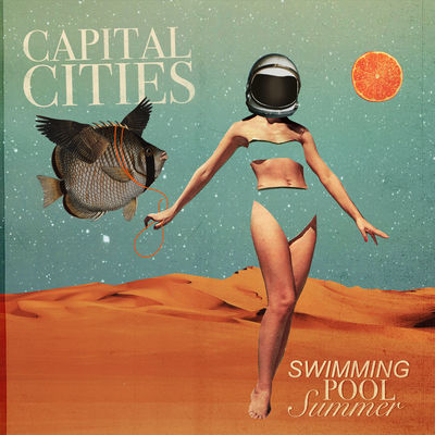 Capital Cities - Swimming Pool Summer (EP) - Album Download, Itunes Cover, Official Cover, Album CD Cover Art, Tracklist