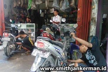 Lowongan Kerja Pekanbaru : Bengkel Sahabat Motor Desember 2017