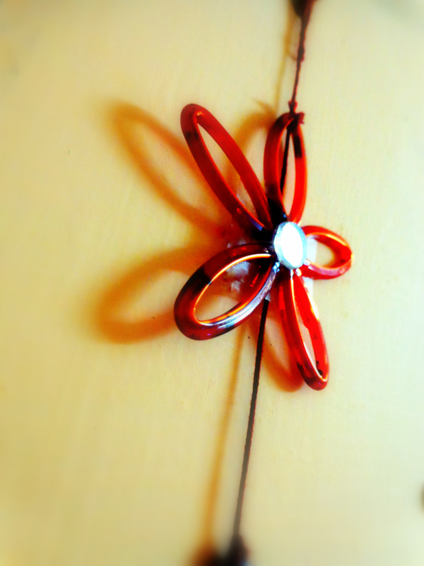 Bangle wall hangings