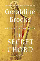 The Secret Chord by Geraldine Brooks book cover and review