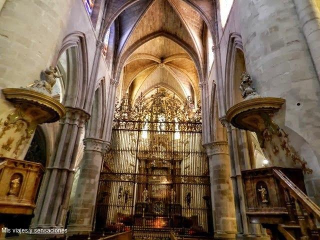 La Capilla Mayor de la Catedral de Cuenca, Castilla la Mancha
