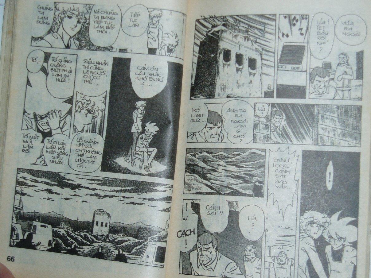 Siêu nhân Locke vol 03 trang 33