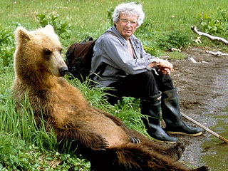 Charlie Russell, The Bear Man of Kamchatka