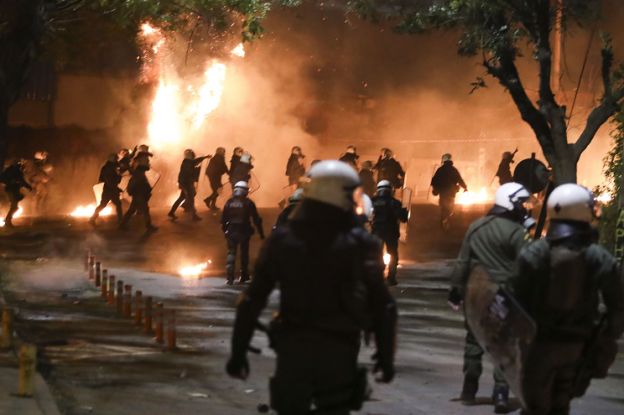 Πρόεδρος Αστυνομικών Θεσσαλονίκης: Οι «μπαχαλάκηδες» είχαν σχέδιο, η ΕΛΑΣ όχι