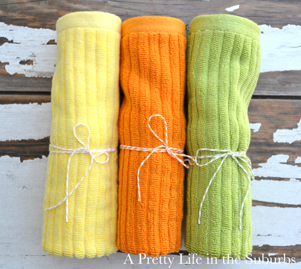 Washcloth Toiletry Travel Wrap