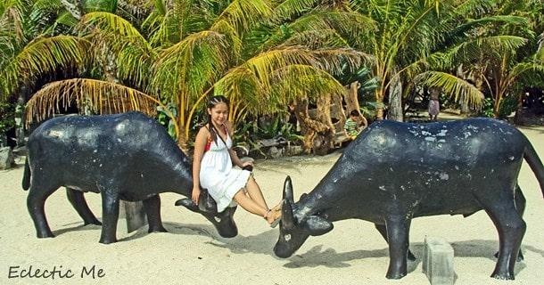 Crystal Cove Island Boracay Itinerary