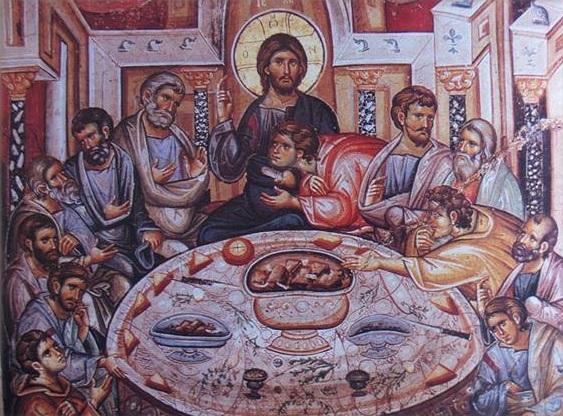 Άγιος Δημήτριος Λουμπαρδιάρης. Μεγάλη Τετάρτη - Αγρυπνία.