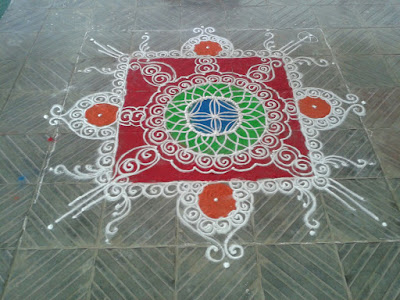Sankranti Rangoli Collections
