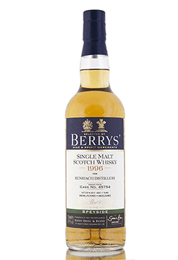 Berry Bros & Rudd 1996 Benriach