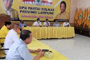 DPP Partai Golkar Resmi Tugaskan TEC Maju Pilkada Lampung Selatan