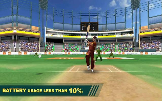 Cricket Lite 3D New Features