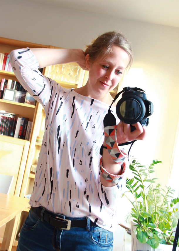 binedoro Blog, nähen, DIY, handmade, fashion, #naehcamp, DJH Resort, Neuharlingersiel, Frau Karla